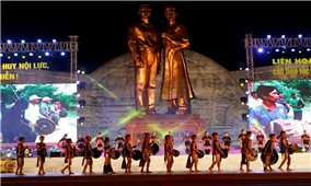 Liên hoan văn hóa cồng chiêng các DTTS tỉnh Bình Ðịnh lần thứ I: Hướng tới bảo tồn, phát huy giá trị văn hóa cồng chiêng