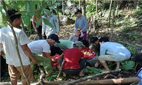 Yên Bái: Sạt lở đất làm 4 người thương vong