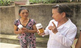 Lừa đảo bán thực phẩm chức năng tràn về nông thôn