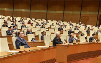 Khai mạc trọng thể Kỳ họp thứ 10, Quốc hội khóa XIV