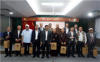 Ủy ban Dân tộc: Gặp mặt Đoàn đại biểu người DTTS và tôn giáo tiêu biểu tỉnh Nghệ An
