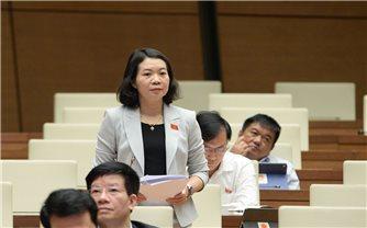 Kỳ họp thứ 10, Quốc hội khóa XIV: Tán thành với việc sửa đổi, bổ sung một số điều của Luật Xử lý vi phạm hành chính