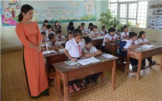 Đăk Lăk: Hiệu quả từ Đề án tăng cường tiếng Việt cho học sinh DTTS