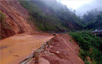Lai Châu: Nguy cơ xảy ra lũ quét do mưa lớn kéo dài