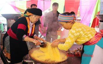 Mèn mén - ẩm thực độc đáo của đồng bào Mông