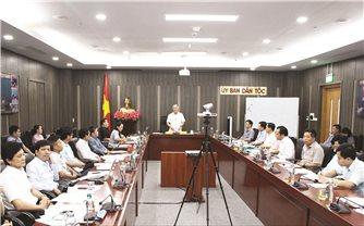 Ủy ban Dân tộc: Chuẩn bị chu đáo cho Đại hội Đại biểu các DTTS Việt Nam lần thứ II