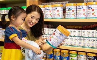 Vinamilk: Giữ vững vị thế dẫn đầu thị trường sữa tại Việt Nam