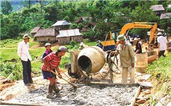"""Chương trình 30a ở Bình Định: """"Đòn bẩy"""" cho các huyện nghèo phát triển"""