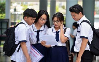 Phân loại thí sinh thi tốt nghiệp THPT theo 4 nhóm