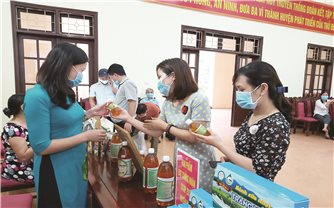 """Đẩy mạnh Chương trình """"mỗi xã, phường một sản phẩm"""" ở Ba Vì (Hà Nội): Thêm cơ hội cho nông sản địa phương"""