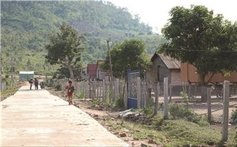 Mô hình mới trong xây dựng nông thôn mới