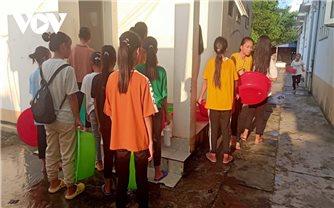 Học sinh Dân tộc nội trú phải dậy từ 4 giờ sáng để... vệ sinh cá nhân