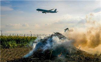 Năm 2021, Hà Nội chấm dứt tình trạng đốt rơm rạ