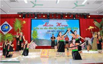 Nghệ An: Sôi nổi liên hoan tiếng hát dân ca các dân tộc huyện Quỳ Hợp