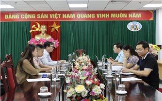 Báo Dân tộc và Phát triển: Khảo sát công tác phát hành báo cho Người có uy tín tại Sơn La