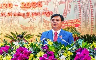 Ông Nguyễn Tiến Hải tái đắc cử Bí thư Tỉnh ủy Cà Mau