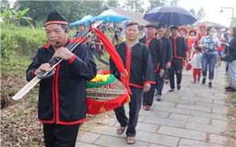 Tái hiện lễ cưới của Dân tộc Pà Thẻn tại Hà Nội