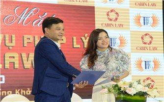 Hệ thống dịch vụ pháp lý CABIN LAW ra mắt tại khu vực phía Nam