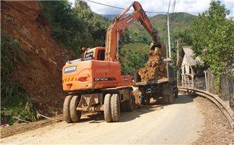 Yên Bái: Chủ động ứng phó lũ quét, sạt lở đất