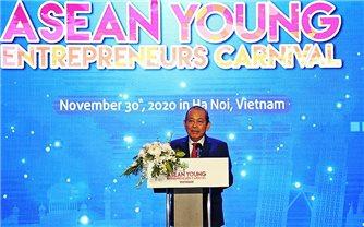 Khai mạc Diễn đàn Doanh nhân trẻ ASEAN năm 2020