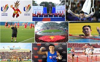 Dấu ấn Thể thao Việt Nam 2020