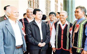 Tư tưởng vĩ đại trong thư Hồ Chủ tịch gửi Đại hội các DTTS miền Nam