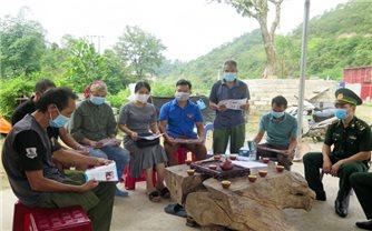 Người có uy tín ở Lạng Sơn: Phát huy vai trò trong bảo vệ an ninh trật tự cơ sở