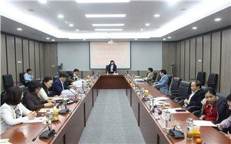 Nghiệm thu đề tài cấp quốc gia: Các giải pháp cơ bản, cấp bách nhằm phát triển thị trường ở vùng DTTS và miền núi Việt Nam