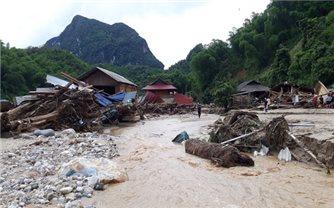 Thanh Hóa: Hơn 8.500 hộ dân nằm trong vùng nguy cơ lũ quét, sạt lở đất