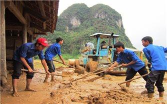 Thanh niên DTTS góp sức xây dựng quê hương