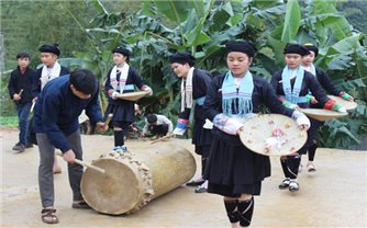 Múa trống- Nét văn hoá độc đáo của người Giáy cần được bảo tồn