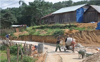 Xây dựng nông thôn mới trong vùng DTTS ở Tây Nguyên: Hai đường băng để buôn làng cất cánh (Bài 2)