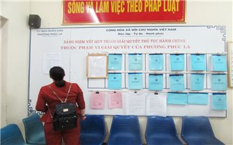 Hà Nội: Triển khai Quyết định của Thủ tướng quy định về xã, phường, thị trấn đạt chuẩn tiếp cận pháp luật