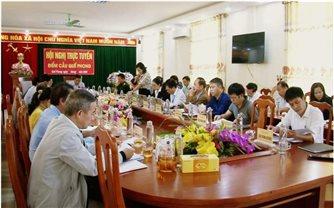 Các huyện 30a Nghệ An: