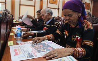 Chuyện về hai nữ già làng ở Tây Nguyên