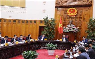 Thường trực Chính phủ họp về mô hình chính quyền đô thị tại TP Hồ Chí Minh, Đà Nẵng