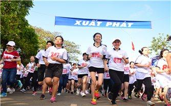 Các địa phương hưởng ứng Ngày chạy Olympic vì sức khỏe toàn dân