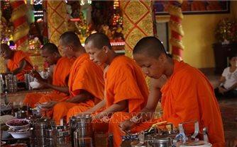 Lễ Vào năm mới - nét văn hóa đặc sắc của đồng bào Khmer