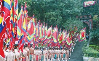 Giỗ Tổ Hùng Vương - Hội tụ sức mạnh văn hóa tâm linh của người Việt