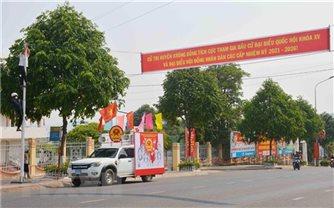 Sáng tạo trong tuyên truyền bầu cử tại vùng biên Gia Lai
