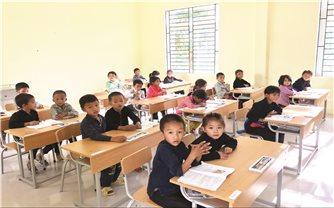 Giáo dục vùng DTTS và miền núi: Kỳ vọng về một giai đoạn phát triển mới