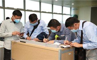 Khai báo y tế khi về Hà Nội sau kỳ nghỉ lễ thế nào?