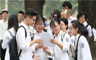 Có hơn 1 triệu thí sinh đăng ký dự thi tốt nghiệp THPT năm 2021