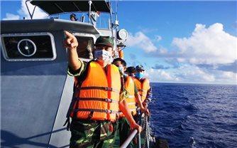 Bộ đội Biên phòng tỉnh Bà Rịa - Vũng Tàu: Ngăn chặn xuất nhập cảnh trái phép trên tuyến biển