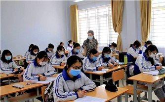 """Lai Châu: Tập trung ôn tập """"nước rút"""" cho kỳ thi tốt nghiệp THPT năm 2021"""