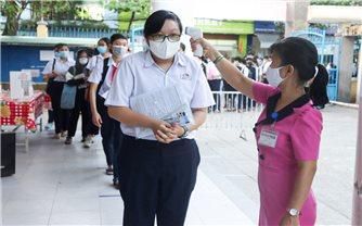 Hơn 33.000 thí sinh Hải Dương và Đà Nẵng thi vào lớp 10 THPT năm học 2021-2022