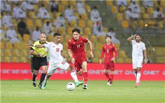 Xác định xong 12 đội tuyển vào vòng loại thứ 3 World Cup 2022 châu Á