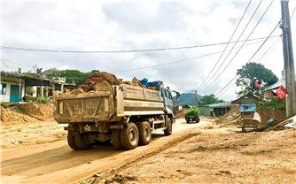 Bất cập trong quá trình thi công Quốc lộ 24 đoạn qua tỉnh Kon Tum: Phải chăng đơn vị thi công và các cơ quan chức năng xem thường người dân?