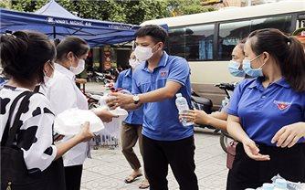 Huyện đoàn Tương Dương (Nghệ An): Nhiều hoạt động hỗ trợ thí sinh nghèo