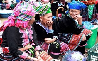 Chợ phiên San Thàng - điểm đến độc đáo tỉnh Lai Châu